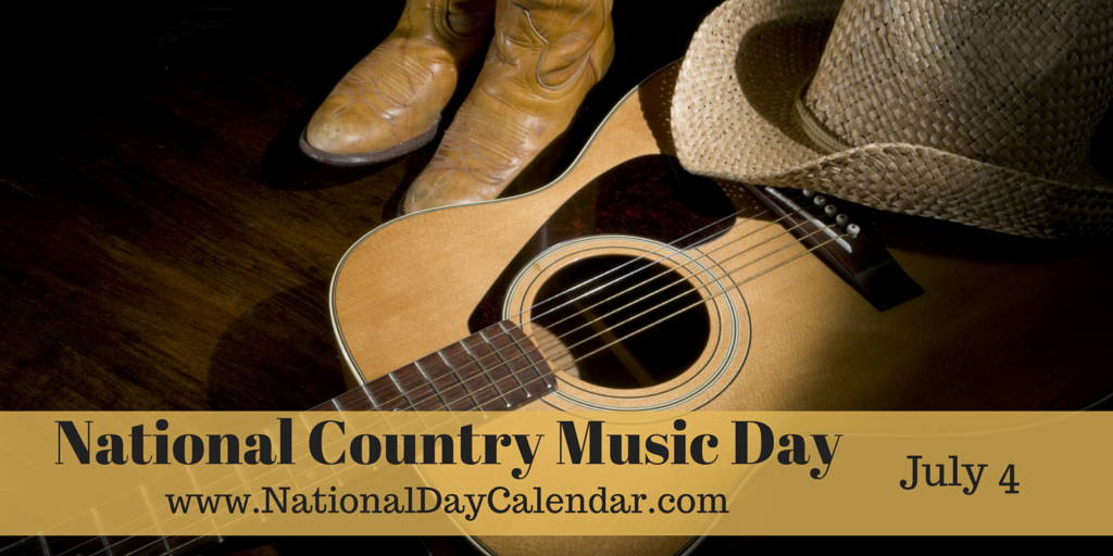 National Barbecue Day National Country Music Day