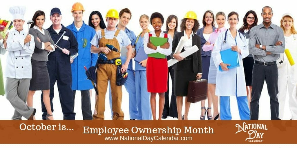 Employee Ownership Month - October