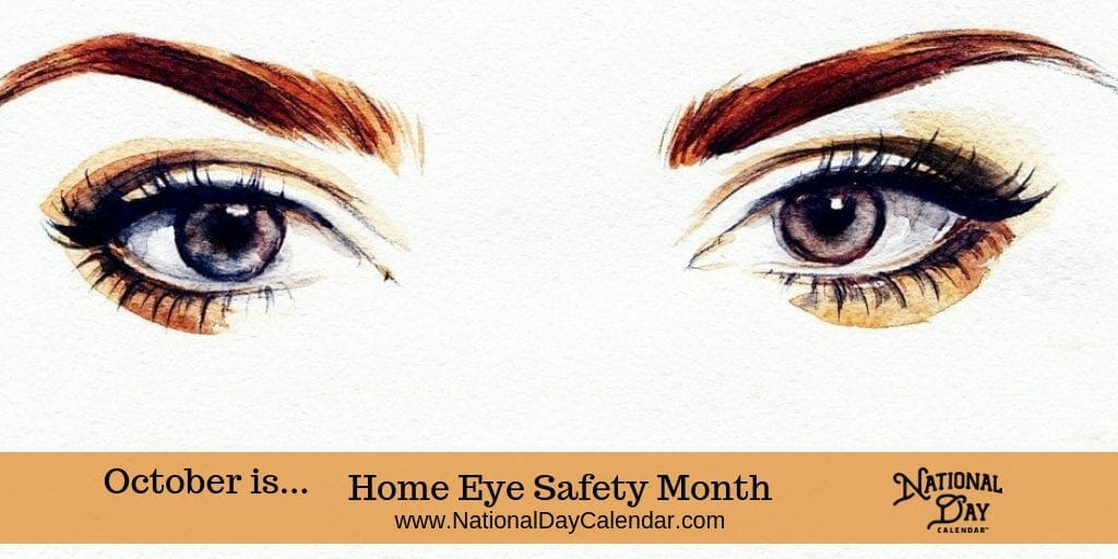 Home Eye Safety Month