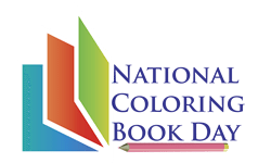 National-Coloring-Book-Day-August-2