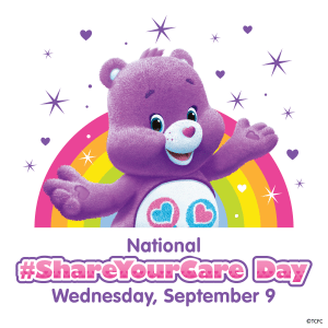 National Share Your Care Day September 9