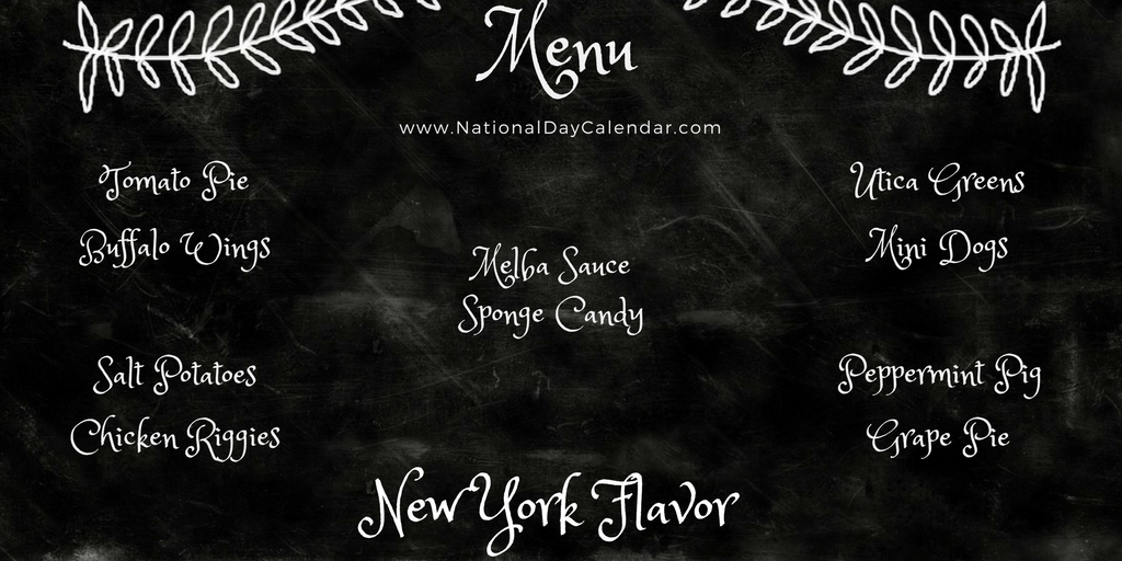 New York Flavor