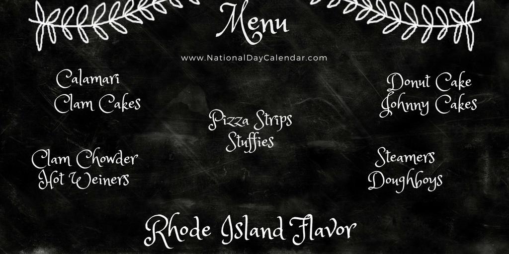 Rhode Island Flavor