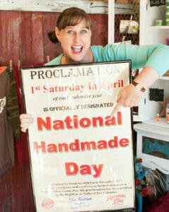 National Handmade Proclamation