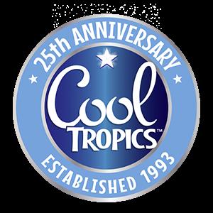 Cool Tropics 25th