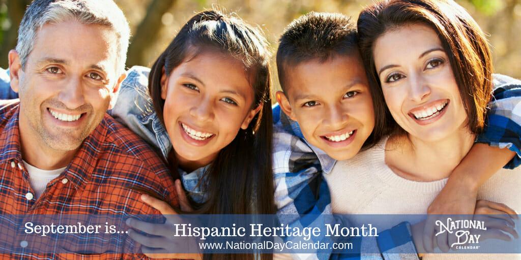 Hispanic Heritage Month - September
