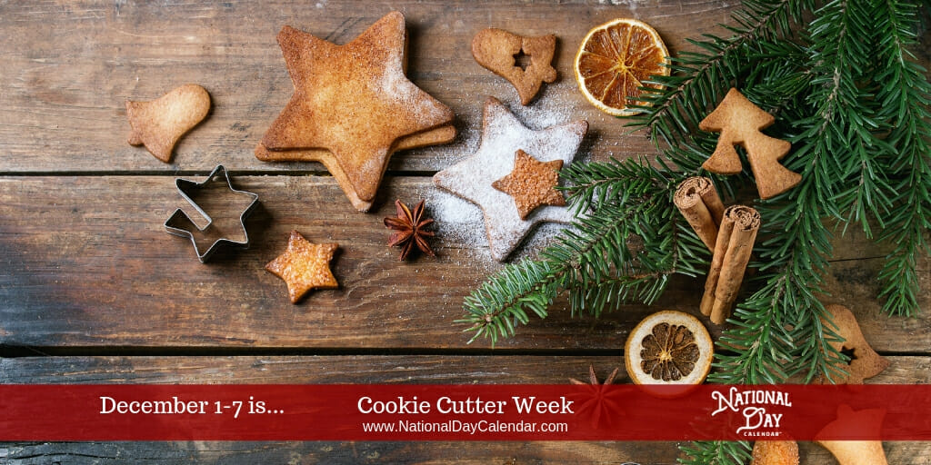 Cookie Cutter Week