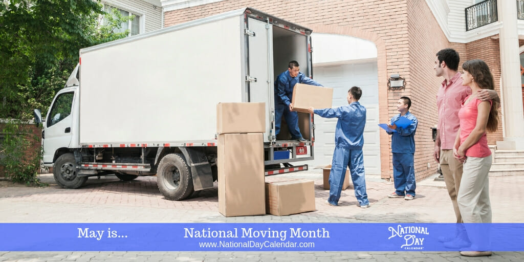 National Moving Month - May