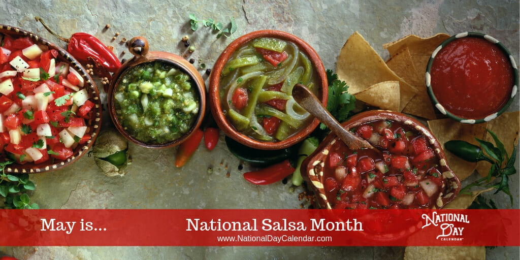 National Salsa Month - May