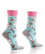 Milk and Cookies Socks