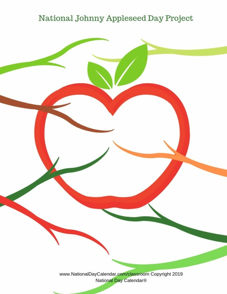 National Johnny Appleseed Day Project