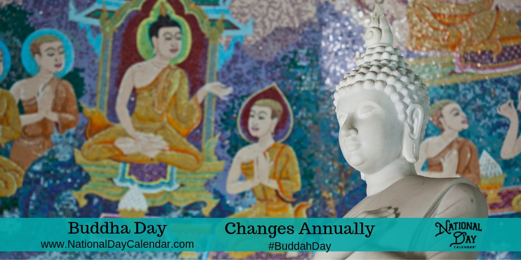 Buddha Day - Changes Annually