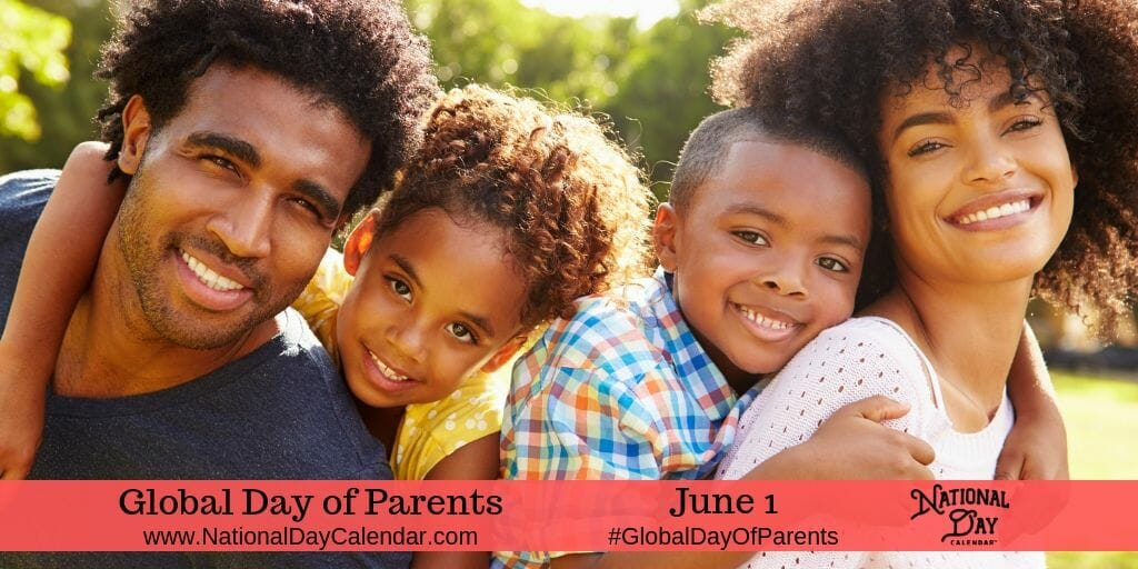 Global Day of Parents - June 1