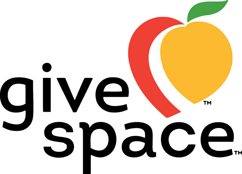 NEW GIVE SPACE w_ PEACH 7-2017