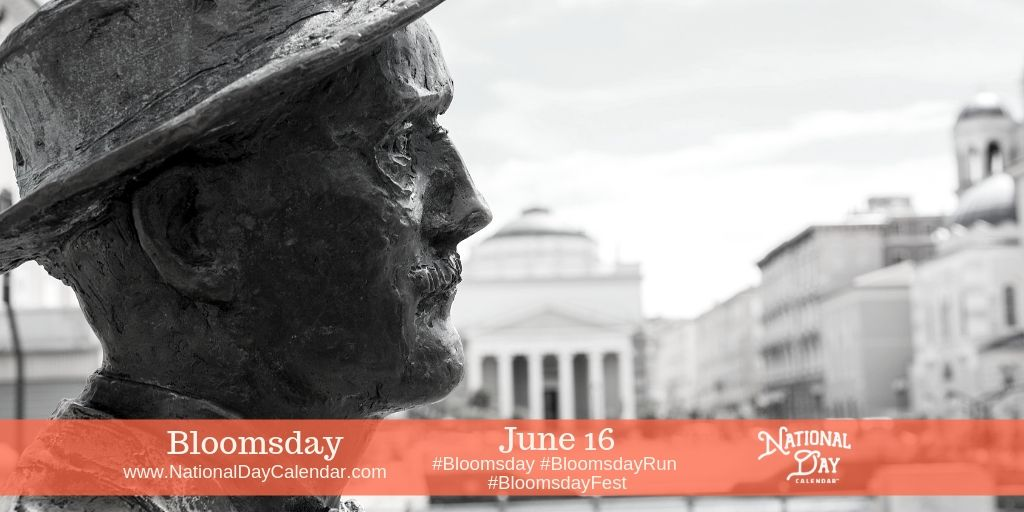 Bloomsday - June 16