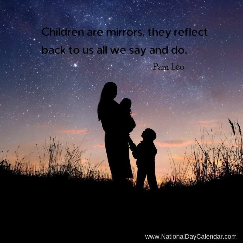 Child Quote 4 Pam Leo
