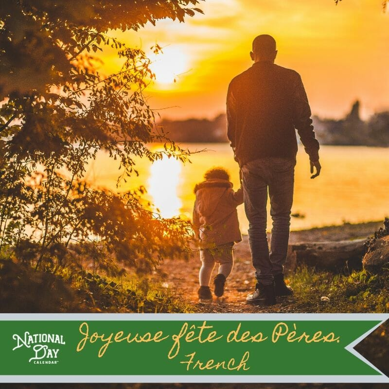 Happy Father's Day - French (1)