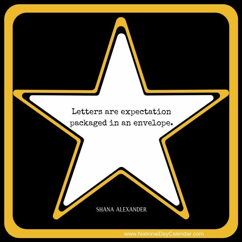 Letters - Shana Alexander