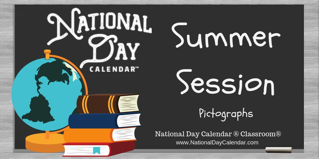 CLASSROOM - SUMMER SESSION - PICTOGRAPHS