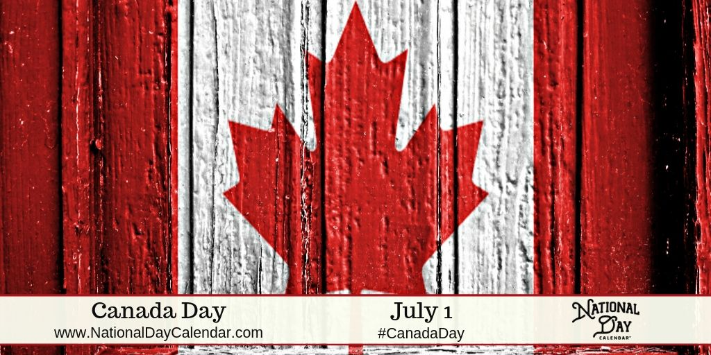 Canada Day - July 1