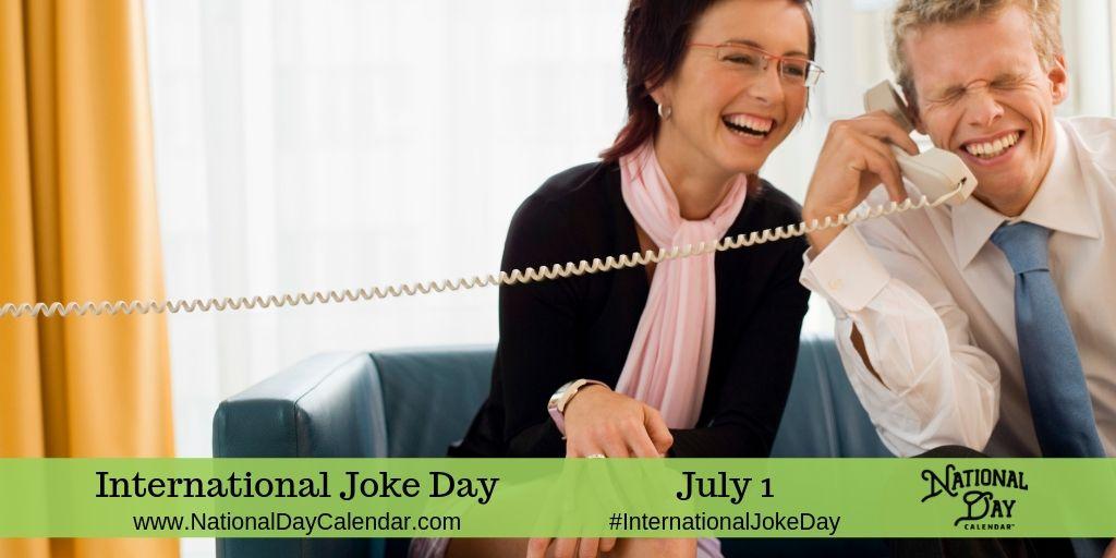 International Joke Day - July 2