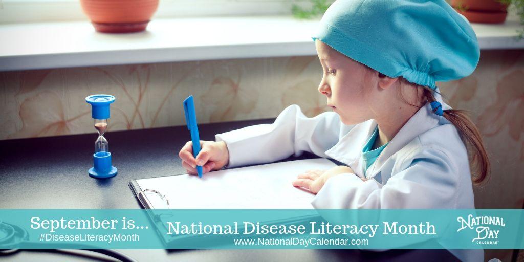 National Disease Literacy Month