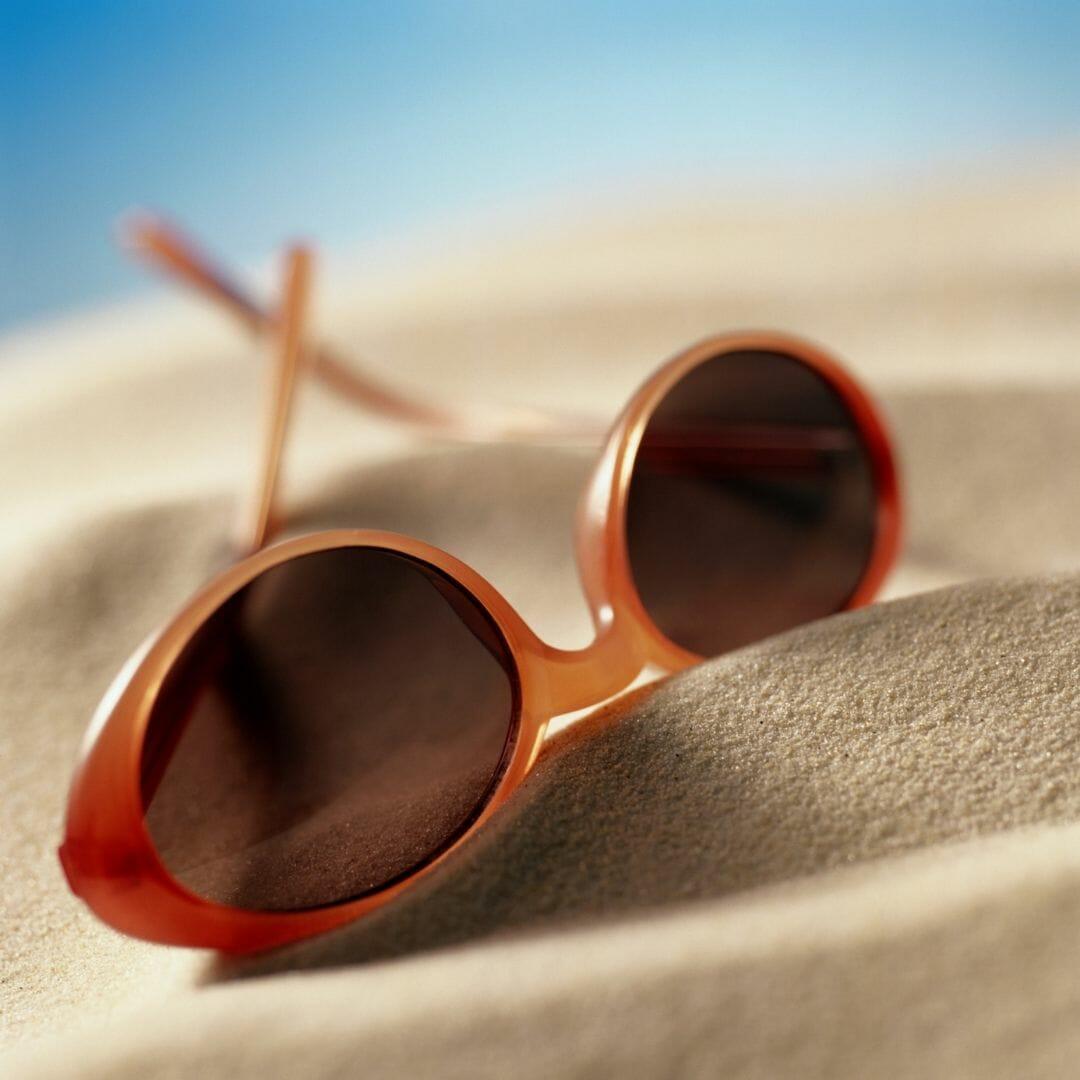 sunglasses - focus - dark chocolate