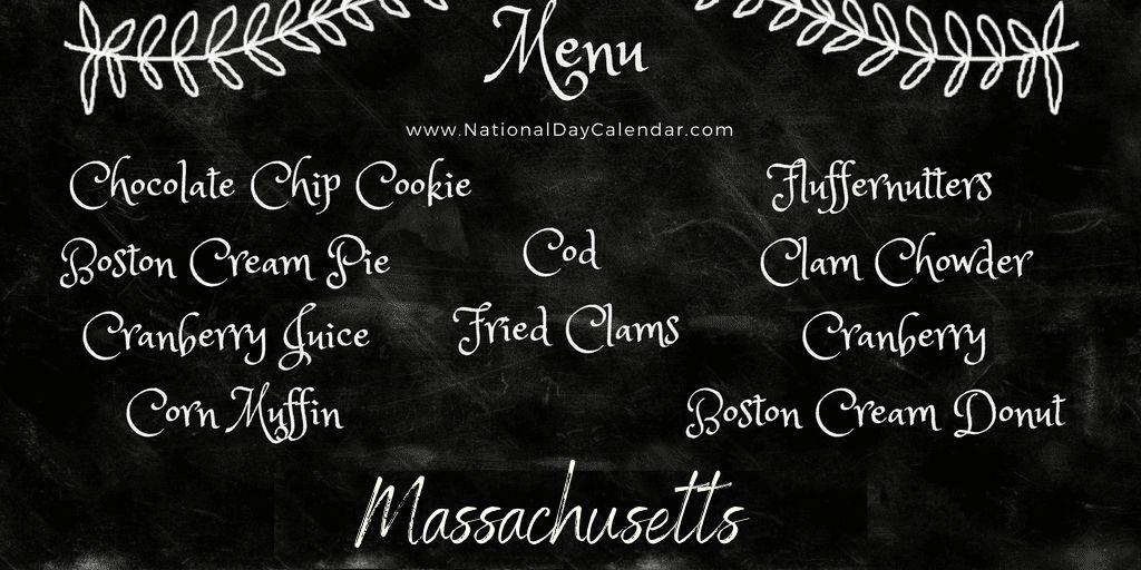 Massachusetts Day Flavor