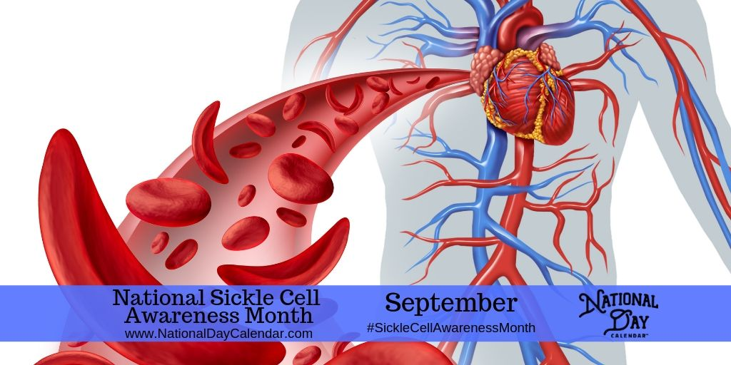 National Sickle Cell Awareness Month - September