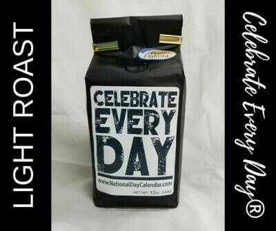 Celebrate Coffee Light