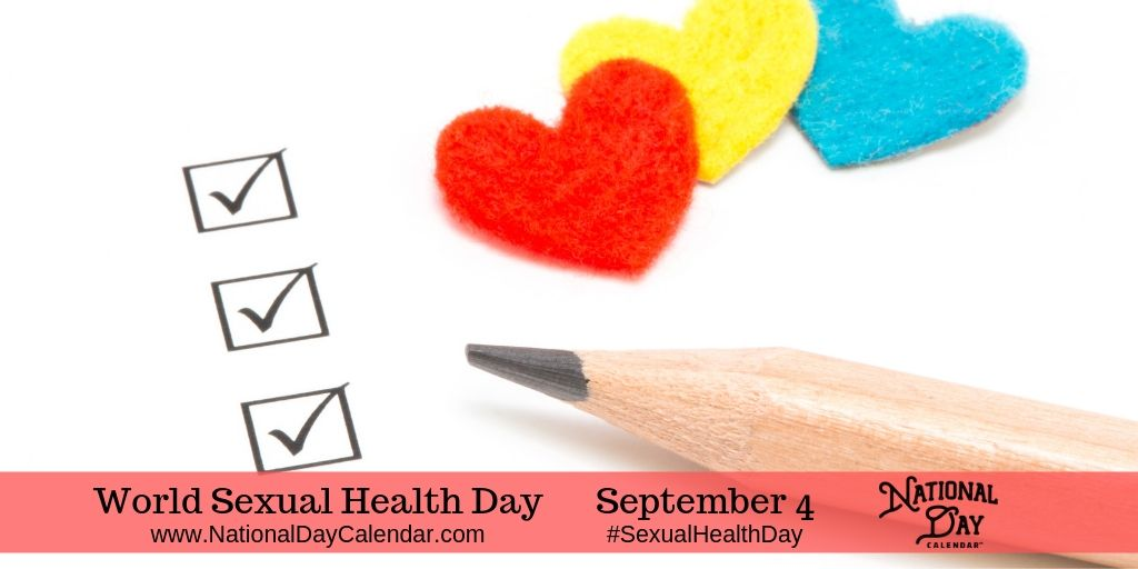 World Sexual Health Day - September 4