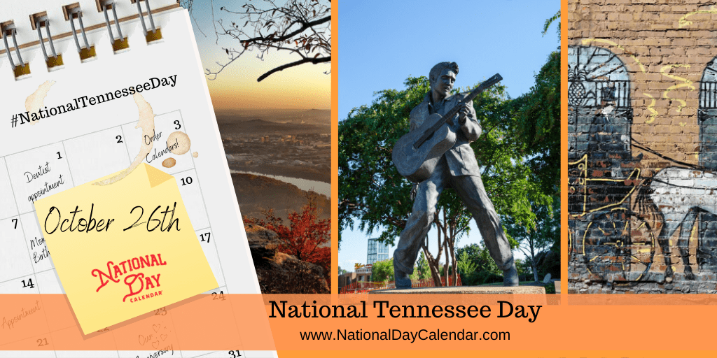 National Tennessee Day - October 26 (1)