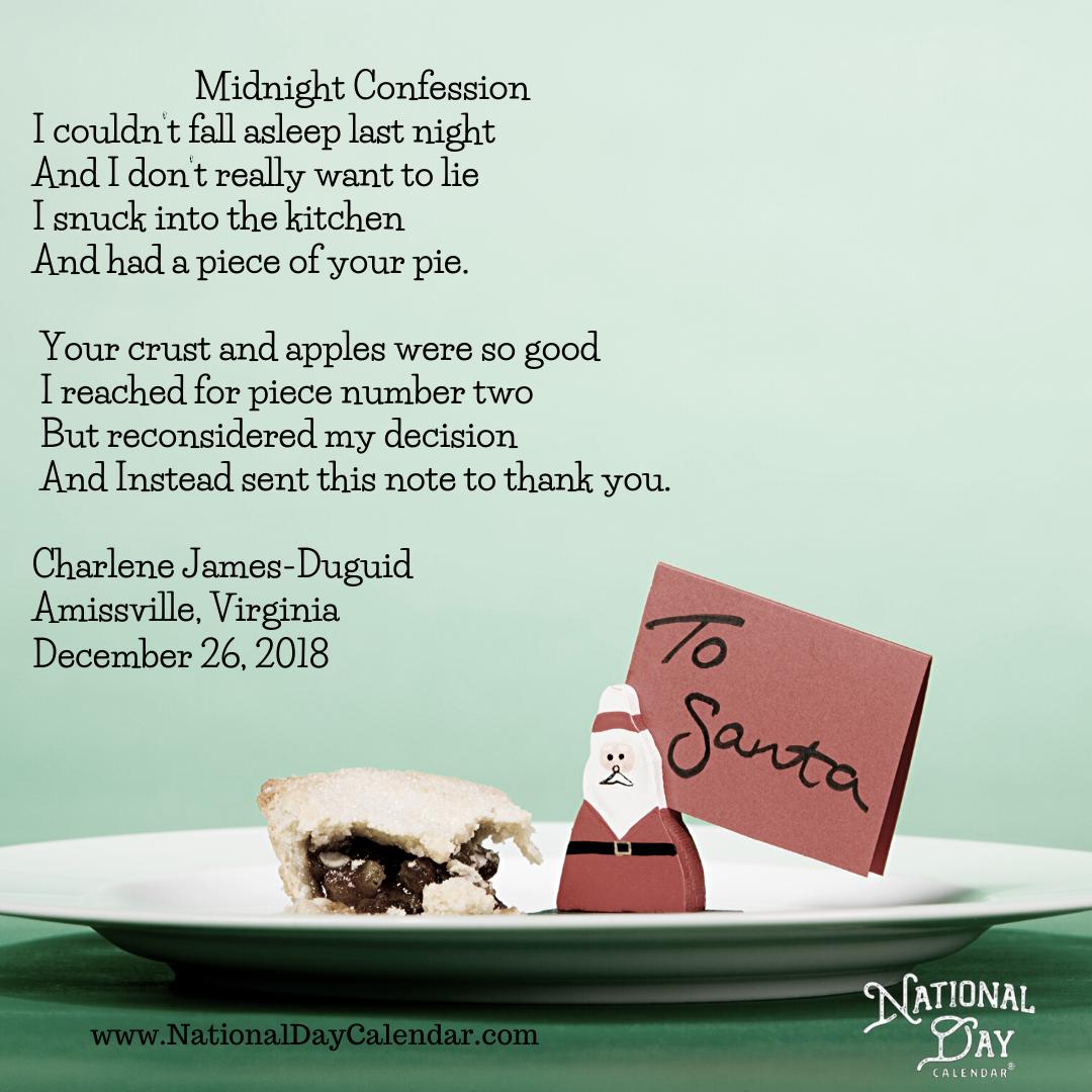 Midnight Confession - Charlene James Druid