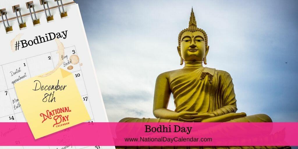 Bodhi Day - December 8