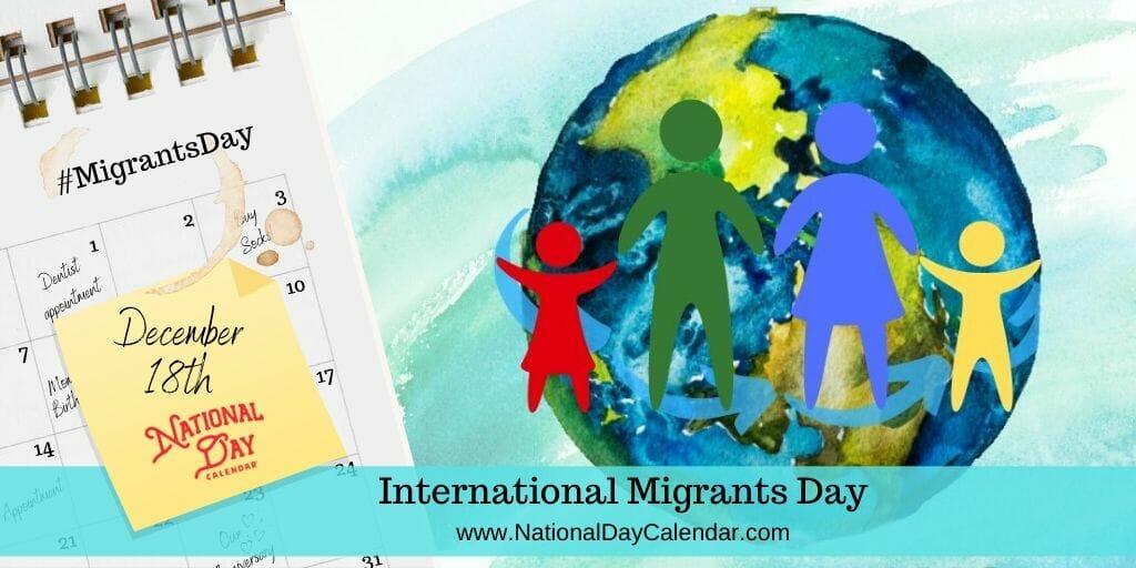 International Migrants Day - December 18