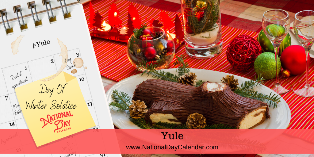 YULE – Day of Winter Solstice
