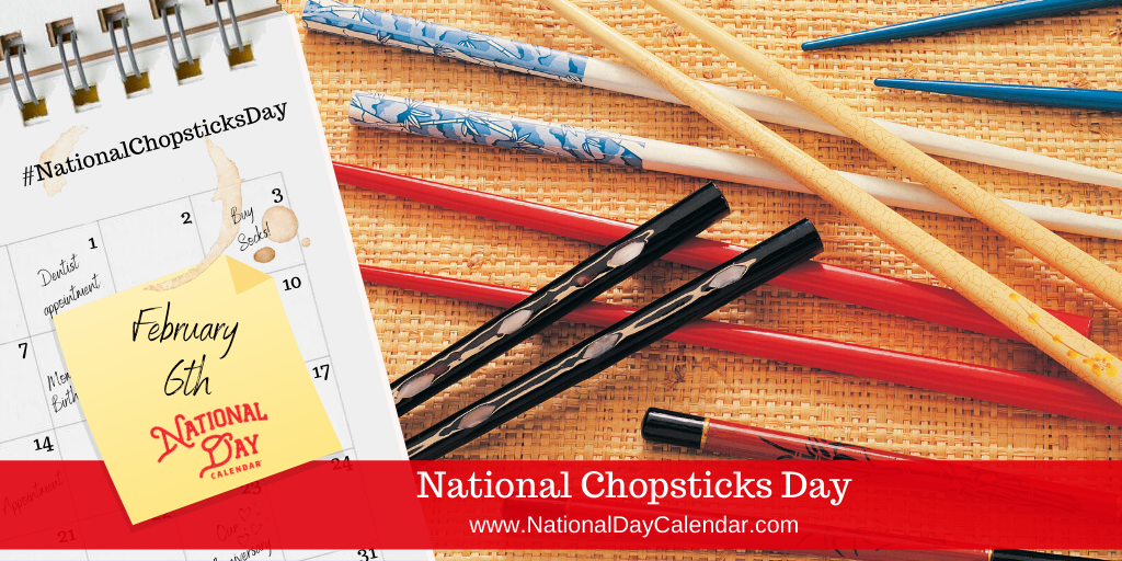 National Chopsticks Day