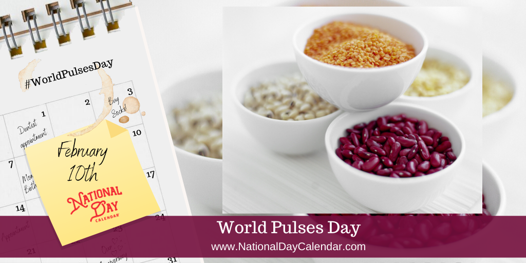 World Pulses Day - February 10