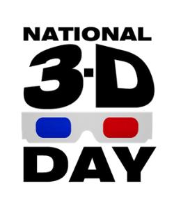 3-D Day logo