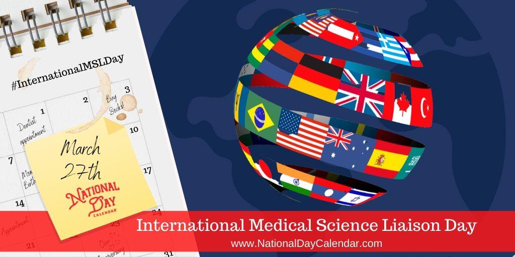 International MSL Day - March 27