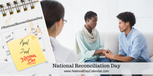 NATIONAL RECONCILIATION DAY – April 2