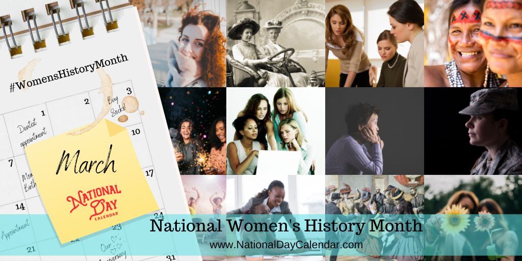 National Women's History Month - March