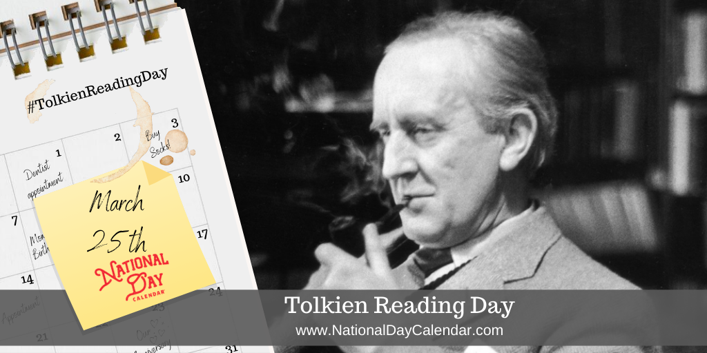 TOLKIEN READING DAY – March 25