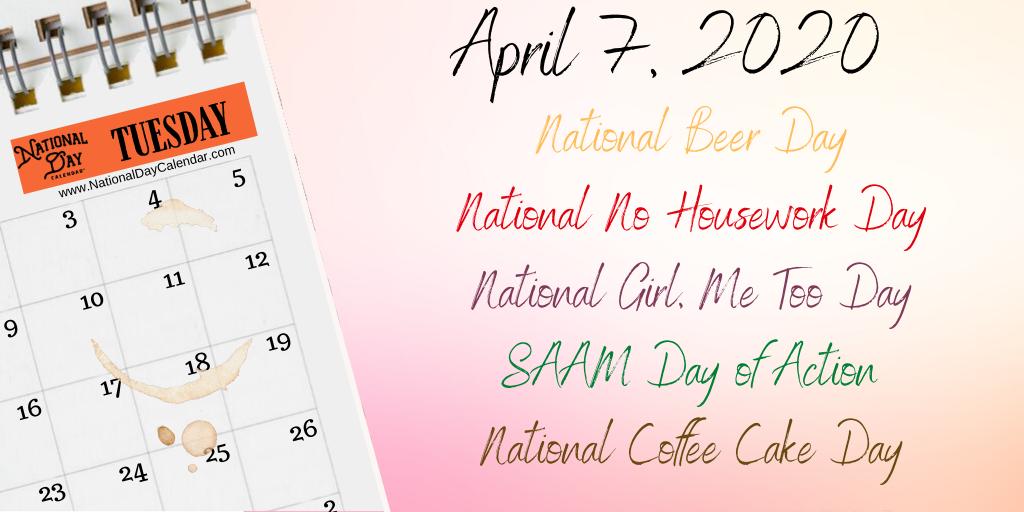 Thomas Archives National Day Calendar
