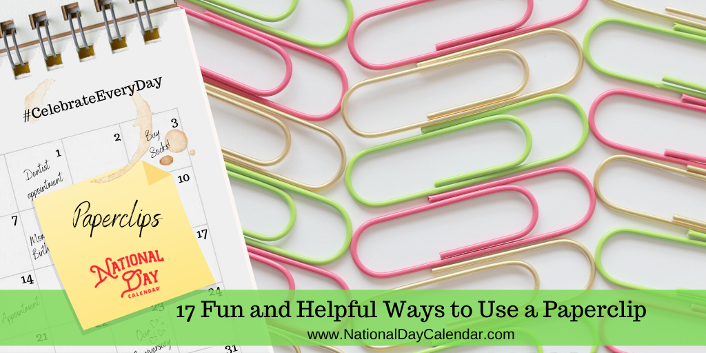 17 Fun and Helpful Ways to Use a Paperclip