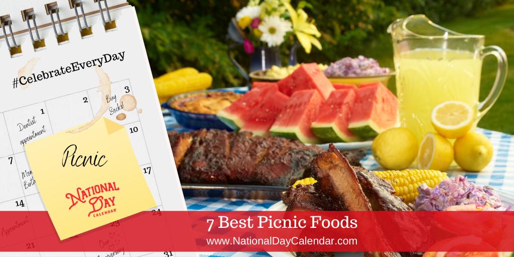 7 Best Picnic Foods