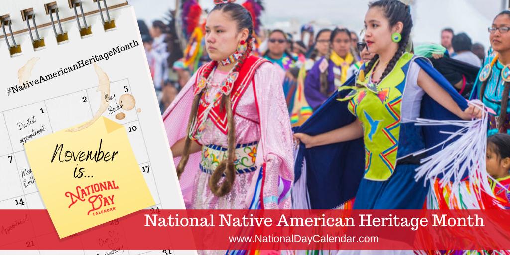 Native American Heritage Month - November