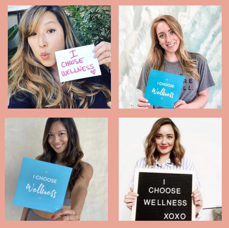 Wellness Month , I choose Wellness