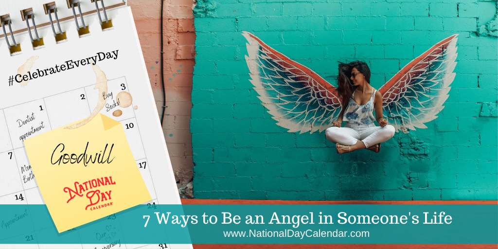7 Ways to Be an Angel in Someone's Life