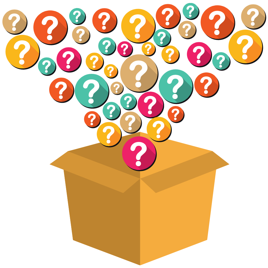 Question Mark 4 mulitple